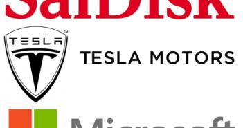 Tesla Motors, Microsoft, SanDisk, Is Tesla A Good Stock To Buy, Guy Adami, Is Microsoft A Good Stock To Buy, Tim Seymour, Steve Grasso, Is SanDisk A Good Stock To Buy, Fusion-IO