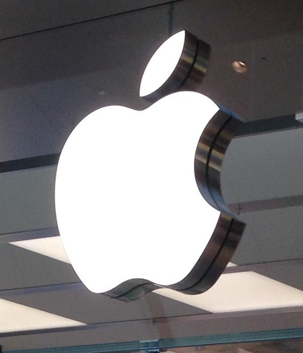 Apple AAPL Live Logo