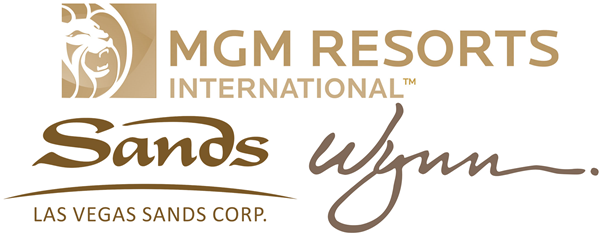 MGM Resorts, Las Vegas Sands, Wynn Resorts,