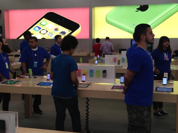 Apple AAPL Store insider