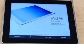 Apple AAPL iPad Air Tablet