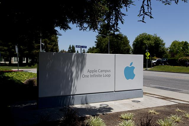 Apple Campus AAPL