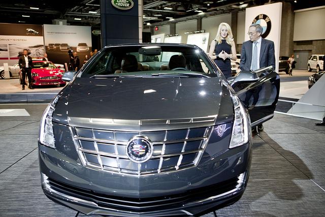General Motors GM Electric Cars Cadillac