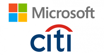 Microsoft, Citigroup, is MSFT a good stock to buy, is C a good stock to buy, CitiDirect BE Tablet, Windows 8.1,