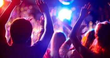 club, clubbing, nightclub, worship, teens, young, adult, crowd, man, male, group, date, boyfriend, girl, dynamism, clubber, guy, outline, disco, head, discoball, arm, dancer, enjoy, music